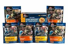 2 Day Mountain House food supply Emergency preparation meals, camping trips, RV