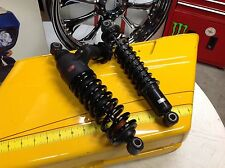 00-17 Harley Touring CVO Screamin Eagle Premium Adjustable lowering Shocks 12""