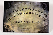 Clasic Ouija Spirit Board game & Planchette with instruction EVP Ghost hunt