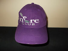 Hombre Golf Club Course Panama City Florida velcro Ahead strapback hat sku30