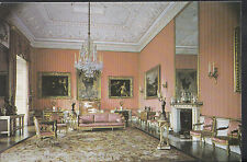 Staffordshire Postcard - The Red Drawing Room, Shugborough  DR712
