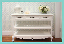 IN STOCK NOW! **Sale!** NEW French Provincial Hamptons Style console table