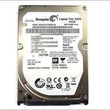 "Seagate Type 500GB 2.5"" SATA3 SSHD Solid State Hybrid Hard Drive HDD 5400 RPM PC"