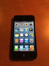 Apple iPod Touch 4th Generation Black (8 GB) With New Screen!