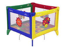 Graco Pack n Play Portable Playard Bugs Quilt Yard Pen Playpen Crib Totbloc NEW