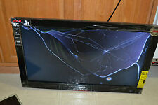 "RCA 32LA30R 32"" LCD HDTV HDMIX4 DVD Combo 2011 TV for Parts/Repair"