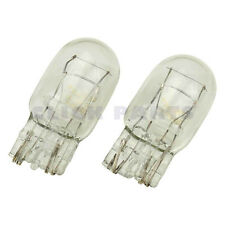 2 x 580 / 380W LARGE CAPLESS BRAKE STOP & TAIL LIGHT BULB 12V 21/5W WEDGE BASE