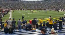 2 of 4 tickets Michigan Wolverines Air Force Falcons 9/16