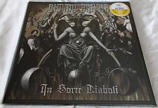 DIMMU BORGIR-IN SORTE DIABOLI-2015 LP GOLD VINYL-LIMITED TO 100-NEW
