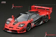 "1/24 1997 McLaren F1-GTR Suzuka ""LARK"" decal set by Tabu Design ~ 24060 Aoshima"