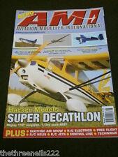 AVIATION MODELLER INT - HACKER SUPER DECATHLON - AUG 2008