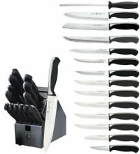 J.A. Henckels International Fine Edge Synergy 15-pc Knife Block Set 15700-000