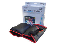 Wii SPORTS GAME BOXING ACTION GLOVES FOR NINTENDO WII REMOTE CONTROLLER BNIB