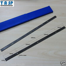 HSS Wood Thickness Planer Blades 308x12x1.5mm MacAllister COD305P Woodworking