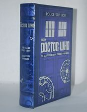 Doctor Who – Two Novels, Leather, NEW, SEALED