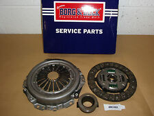 Ford Escort MK2 1.1-1.3-1.6 Engines (Not Mexico) HK8145 Borg & Beck Clutch Kit