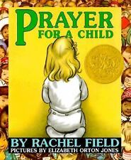 Prayer For A Child Board Book