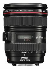 Canon EF 24 -105 mm 1:4 L IS USM Weitwinkel Kamera Objektiv Zoom Lens 77 mm