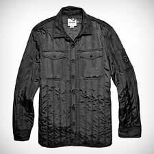 Converse Men's Packable Quilted Shirt Jacket Snowboard Camping Winter Small