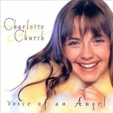 Voice of an Angel Charlotte Church Super Audio CD (CD, Dec-1998, Sony Classical)