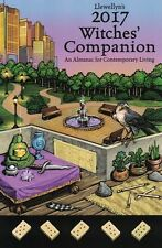 Llewellyn's 2017 Witches' Companion An Almanac for Contemporary Living NEW