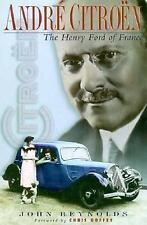 Andre Citroen: The Man and the Motor Cars-ExLibrary