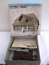 KIBRI 1/87 (HO) 8126 Half-Timbered House      KIT