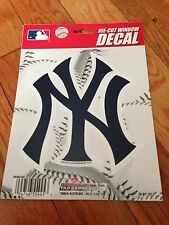 MLB NEW YORK YANKEES Vinyl Decal/Sticker..For Indoor or Outdoor!