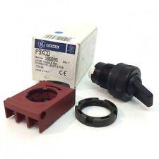 Interruptor de palanca 185695 Ge 2 posición Negro p9xcd