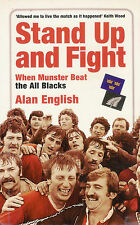 """MUNSTER v NZ ALL BLACKS 1978 - """"Stand up and Fight"""" by Alan English pub 2005"""
