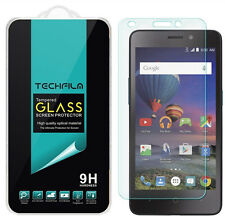 TechFilm® Tempered Glass Screen Protector Saver Shield For ZTE Avid 828