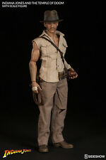 "1/6 Indiana Jones The Temple of Doom 12"" figure Sideshow Collectibles 3914"
