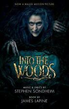 Into the Woods by Stephen Sondheim (2014, Paperback)