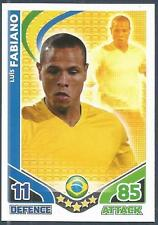 TOPPS MATCH ATTAX WORLD CUP 2010-BRAZIL-LUIS FABIANO