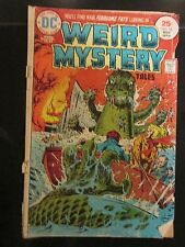 Weird Mystery Tales #18 (May 1975, DC)