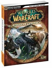 Blizzard World of Warcraft Mists of Pandaria BradyGames Signature Strategy Guide