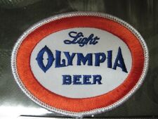 BEER PATCH OLY LIGHT OLYMPIA LIGHT BEER PATCH LOOK AND BUY! SMALL SIZE LOOK