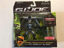 G.I. Joe The Rise of Cobra James Grand Slam Barney Air Hasbro Target 2009 New