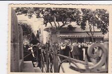 ANNI '50  LOTTO DI FOTOGRAFIE ARMA DI TAGGIA IMPERIA RISTORANTE FLORIDA 13-52