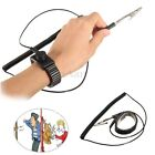 New Metal Anti Static ESD Adjustable Wrist Strap Discharge Band Ground Bracelet