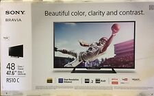"Sony KDL48R510C 48"" 48-Inch Full HD 1080p Smart LED TV 2015 Model Built-in WiFi"