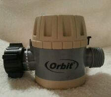 New Orbit Mechanical Hose Faucet Timer, Tan, 120 Minutes Model 56157