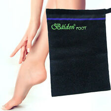 Baiden Foot Mitten Pedicure Foot Care Rough Skin, Callus Cracked Heel Exfoliator
