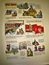 Hal Foster PRINCE VALIANT Sunday #2000 Large poster print Excl cnd
