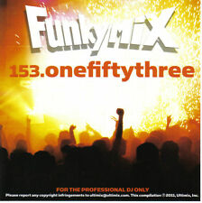 Funkymix 153 LP T-Pain Willow Bruno Mars Drake Chris Brown Beyonce Roscoe Dash