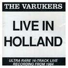 The Varukers Live In Holland 1984 CD NEW SEALED Punk Oi! Skinhead