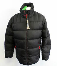 Calamar Quilted Puffer Jacket Black UK 40R Box7496 A