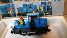 VINTAGE LEGO 12V TRAIN 7760 DIESEL SHUNTER LOCOMOTIVE -  Boxed