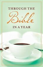 Through the Bible in a Year (Pack Of 25) by Good News Publishers (2005, Stapled)