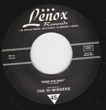 Hi-Winders Dry Eyed Baby / Tones in my bones - Lennox Rockabilly neo psychobilly